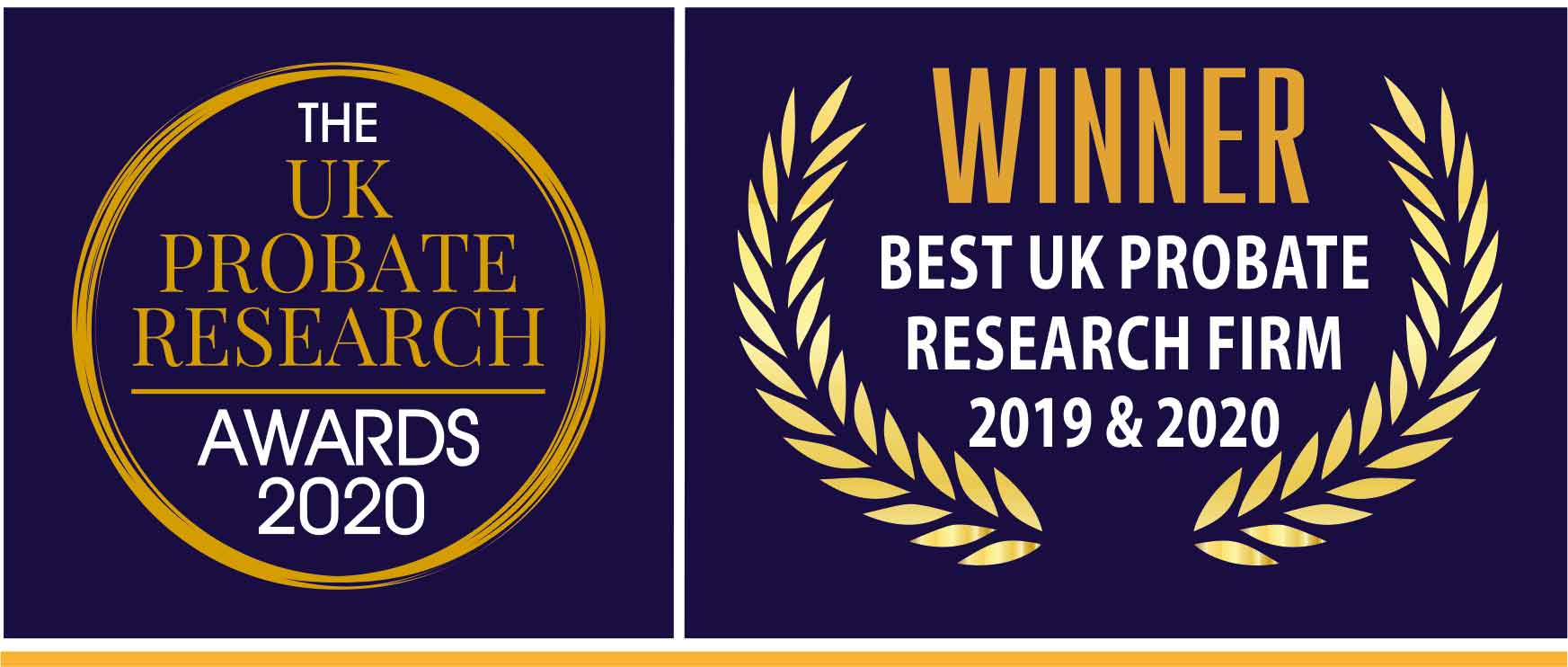 Finders International wins best company at UK Probate Research Awards 2020